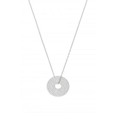 Collier Médaille Disque Hugo 2