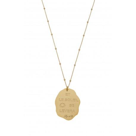 Médaille Hugo Soleil