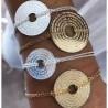 Bracelet medaille hugo 2 mm