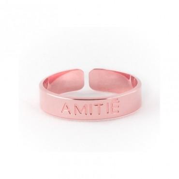 Bague Amitie