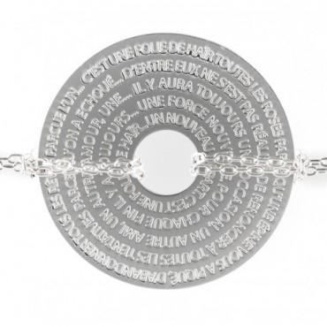 Bracelet Médaille Petit Prince GM